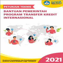 Program Transfer Kredit Internasional